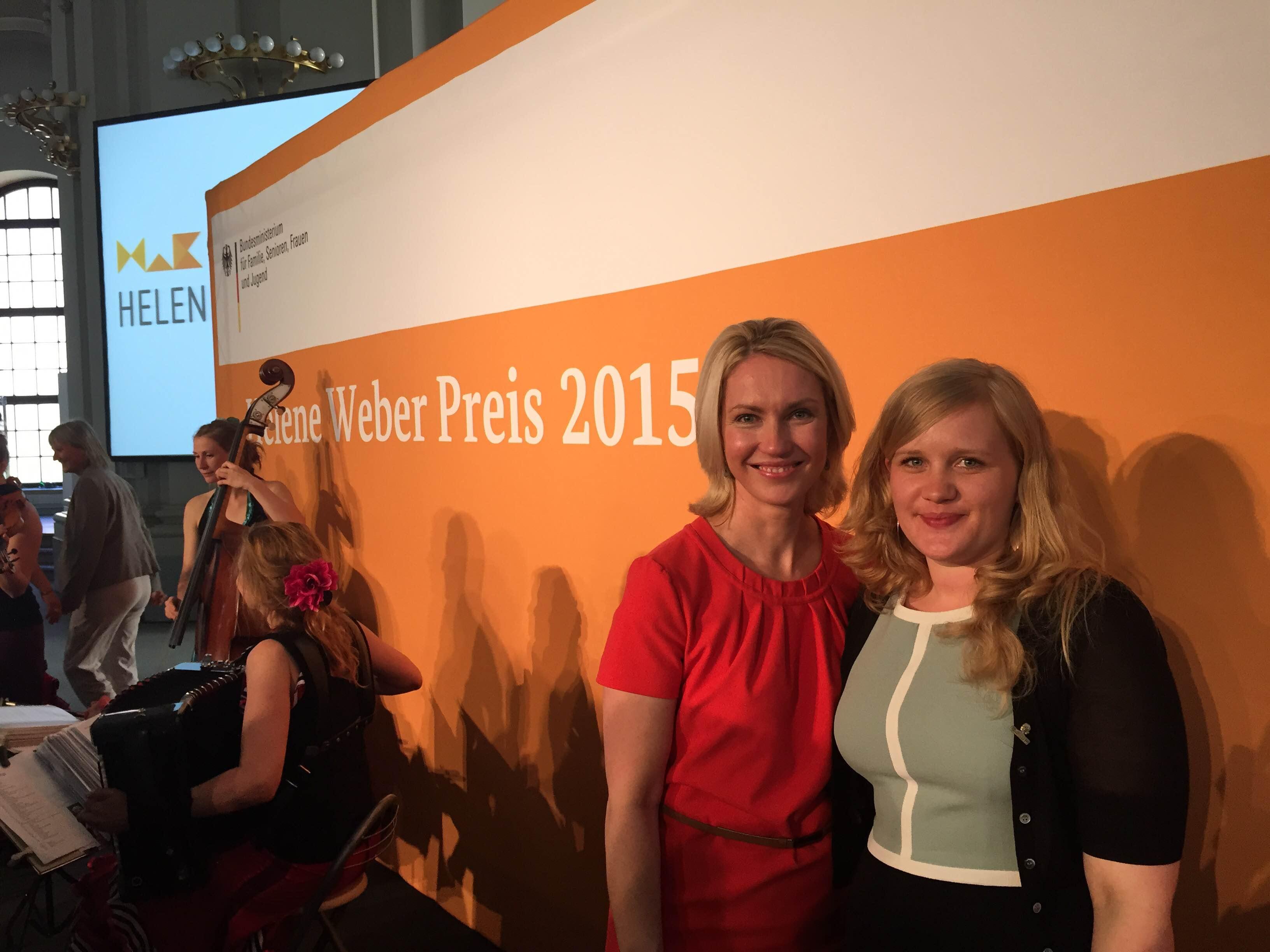 Helene-Weber-Preis