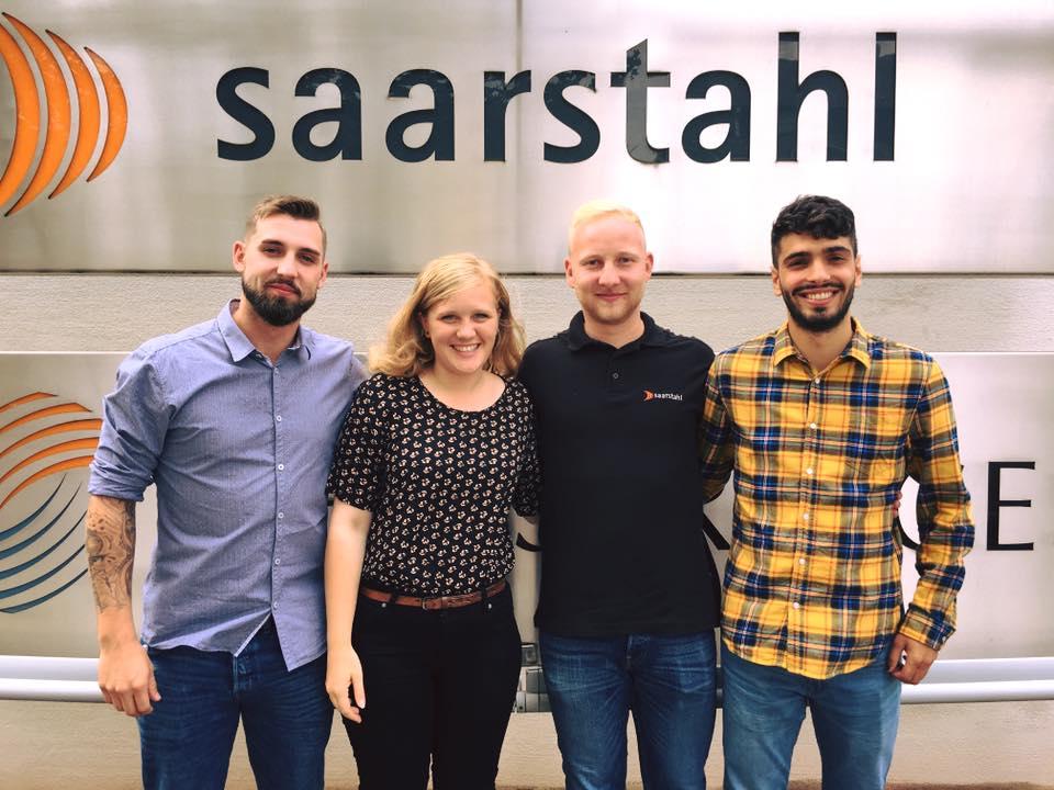 Solidarität mit Beschäftigten der Saarschmiede Völklingen