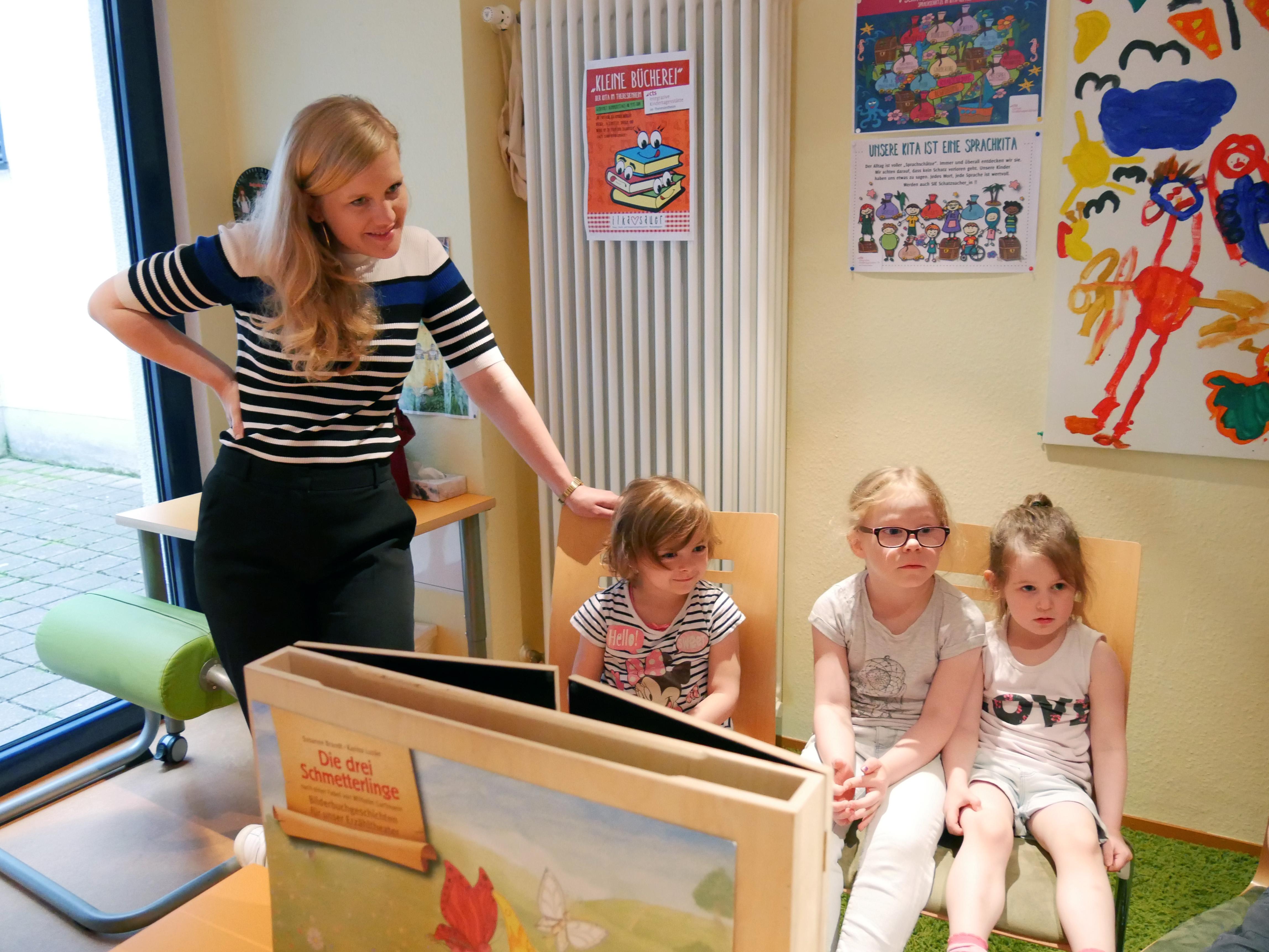 Josephine Ortleb (SPD): Jedes Kind hat das Recht auf einen guten Start ins Leben