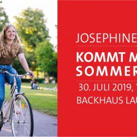 Josephine Ortleb: Kommt mit auf Sommertour – Auftaktveranstaltung in Lauterbach – Dienstag, 30. Juli 2019
