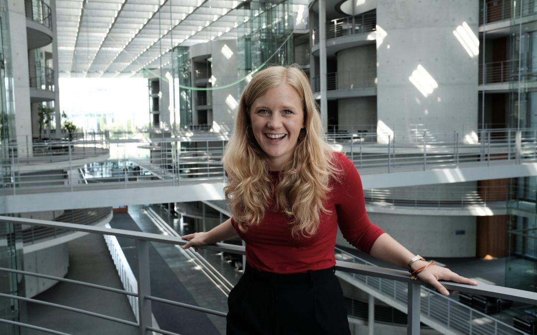 Josephine Ortleb ruft zu Bewerbungen für den Jugendmedienworkshop des Deutschen Bundestages 2020 auf
