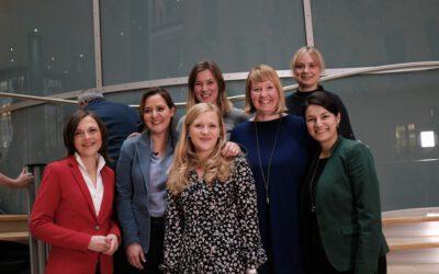 Eine neue Realität – Führungspositionen werden endlich weiblicher